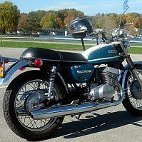 Sundial Moto Sports • View topic - Maui Blue Metallic 797 1976 ...